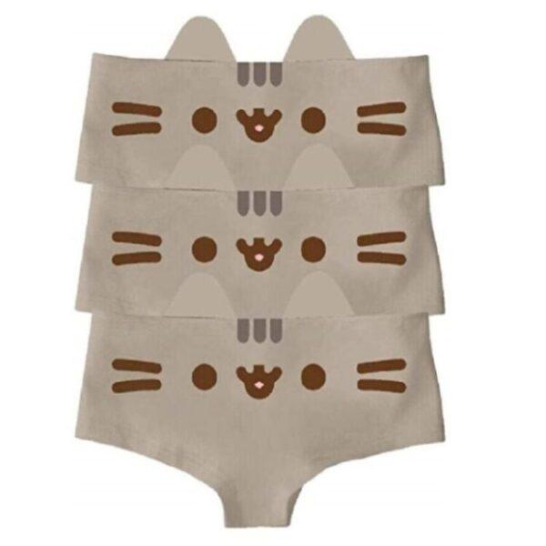 ropa interior para mujer sensual de gatos