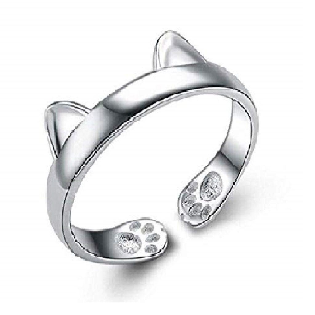 anillos juveniles de gatos