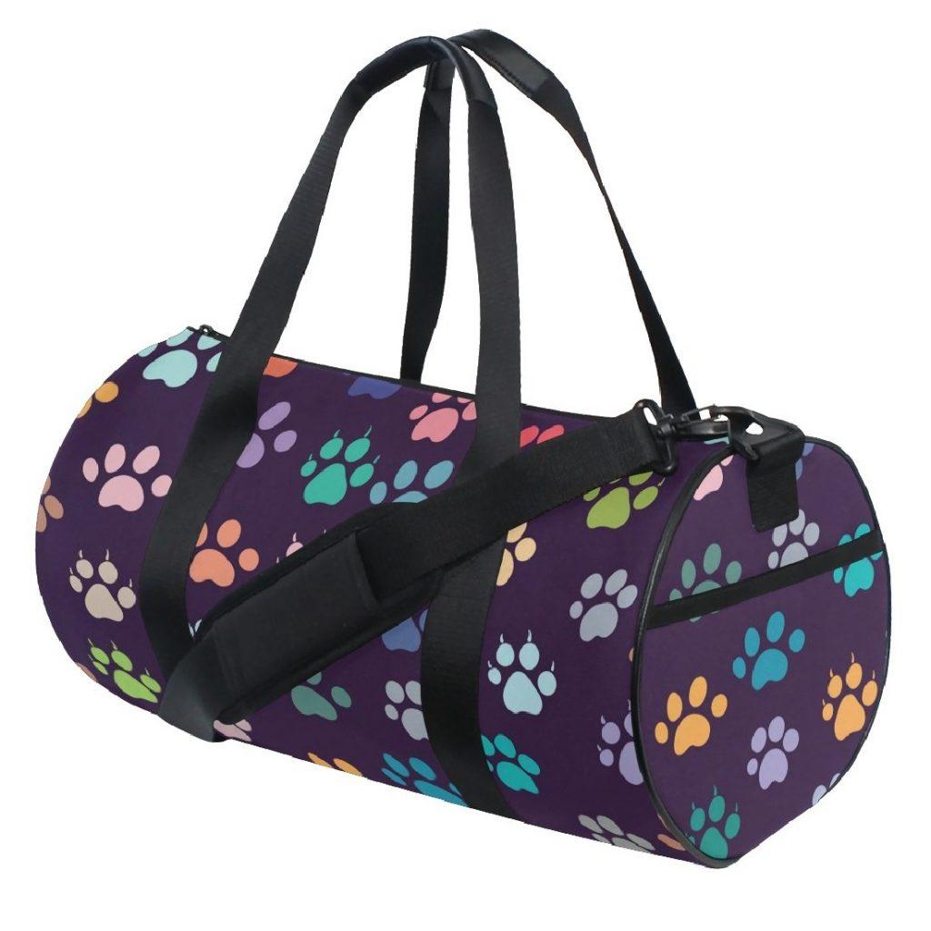 maletín deportivo mujer de gatos gimnasio