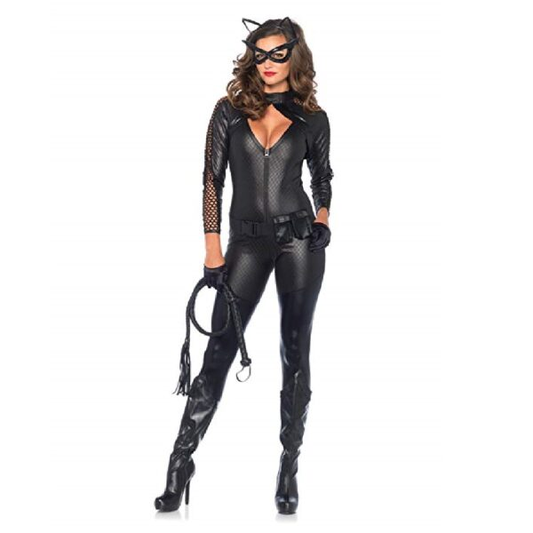 disfraz de gata para mujer casero