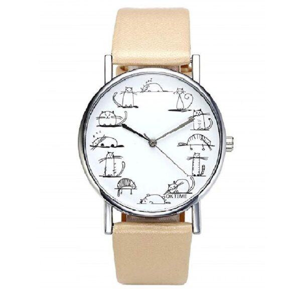 marcas de relojes caros para mujer de gatos