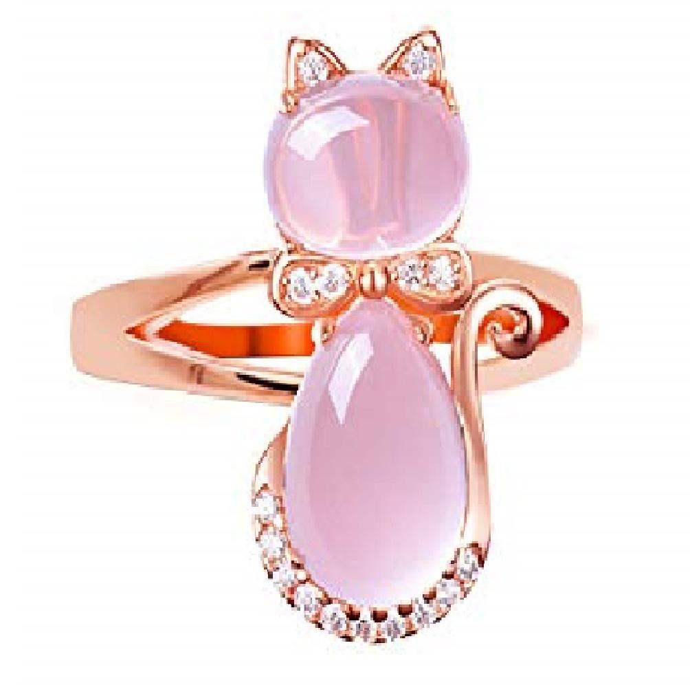 anillo de perla significado de gatos