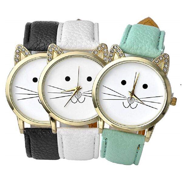 relojes de mujer de marca de gatos