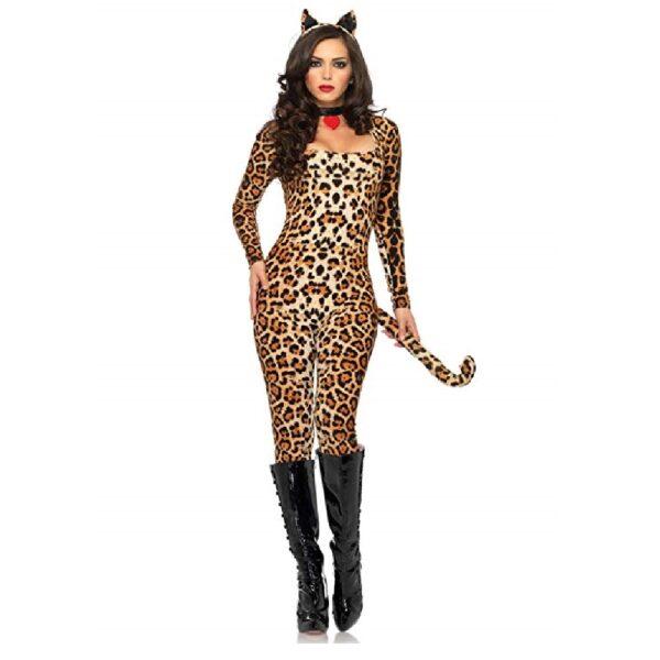 disfraz de tigre mujer