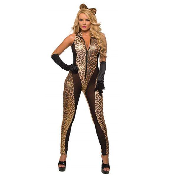 disfraz de gata para mujer con tutu