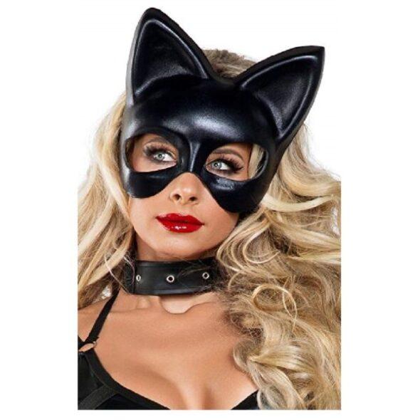 antifaz de gato negro