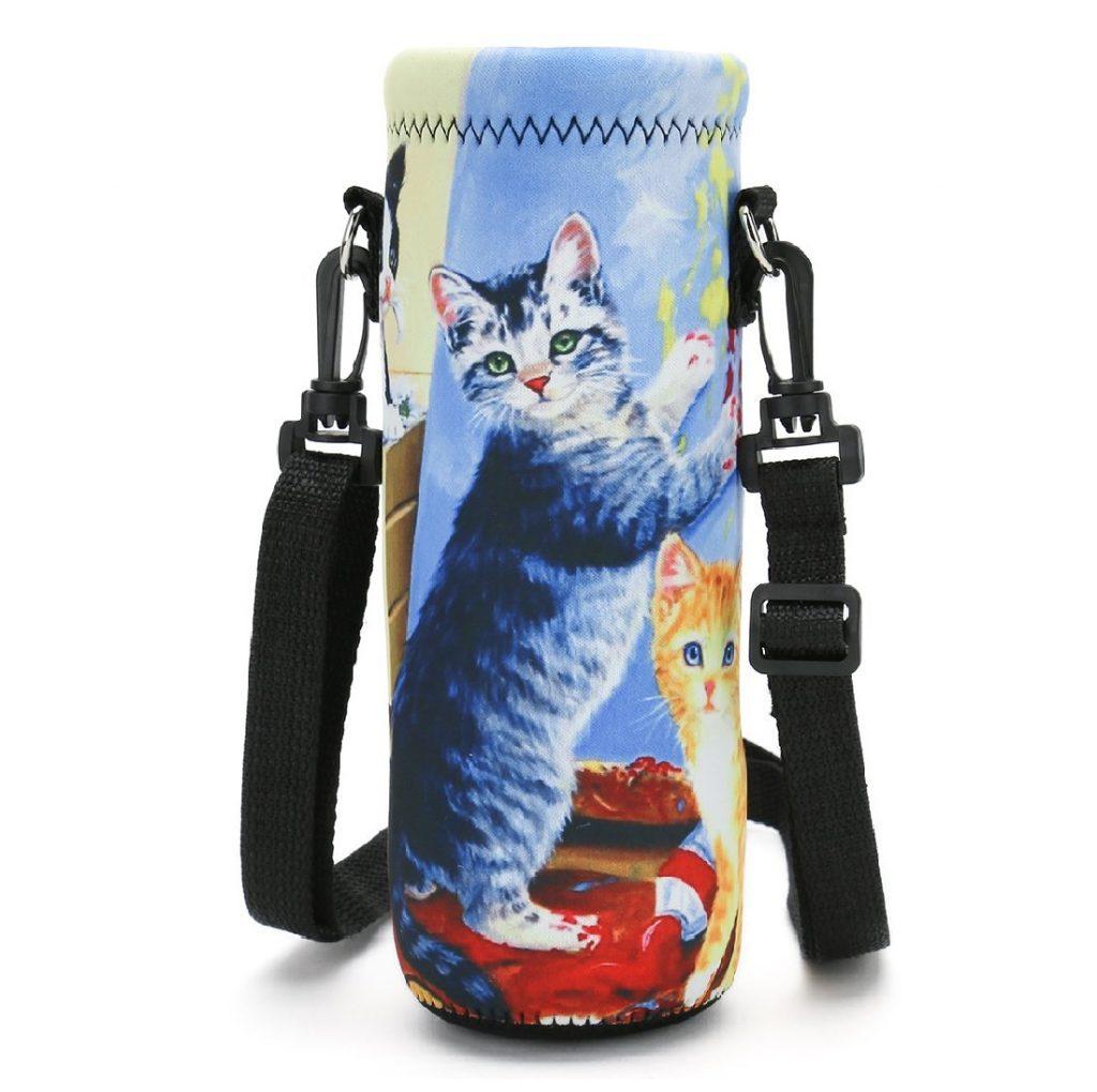 porta agua para correr de gatos