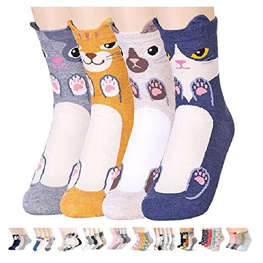 marcas de medias para mujer de gatos