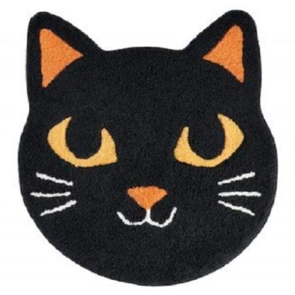 juego de alfombras para baño de gatos