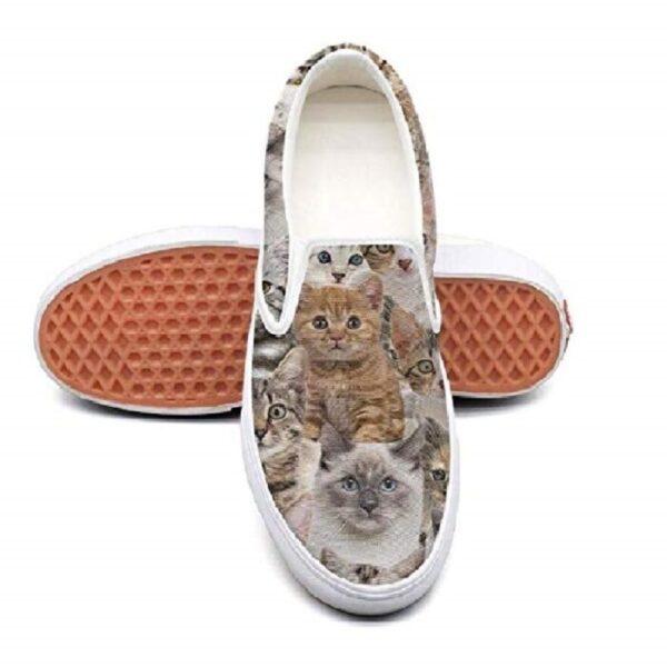 zapatillas bajas converse de gatos