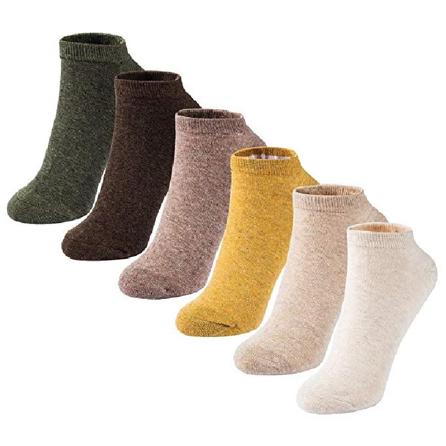 calcetines tobilleros algodón mujer de gatos