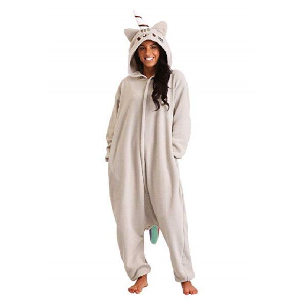 pijamas completas para mujer de gatos