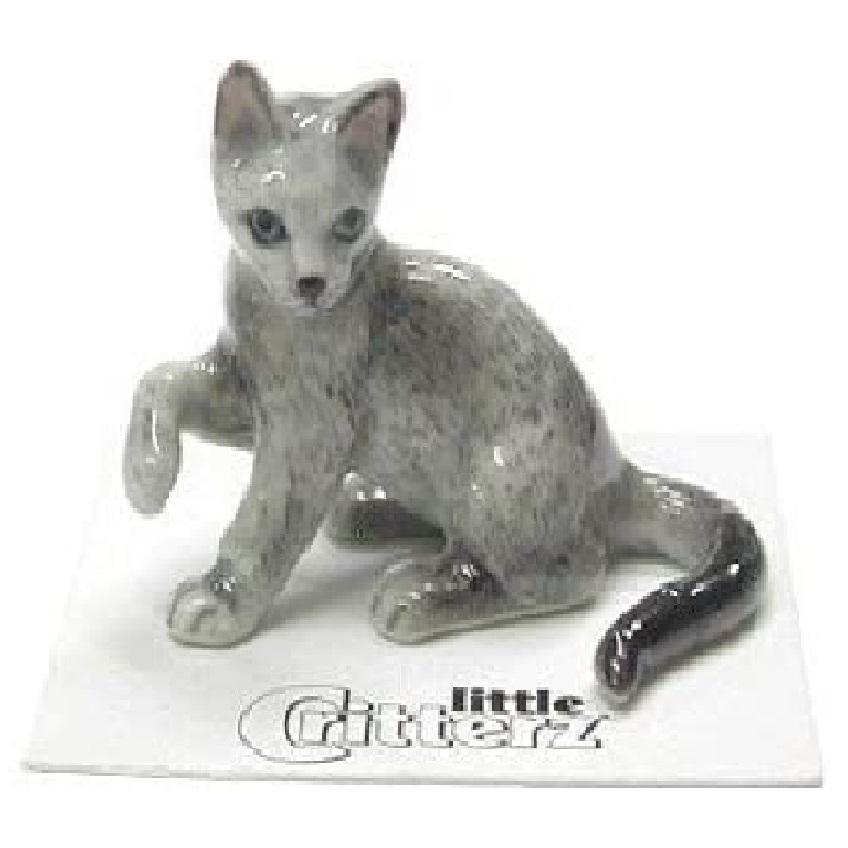 estatuas decorativas de gatos
