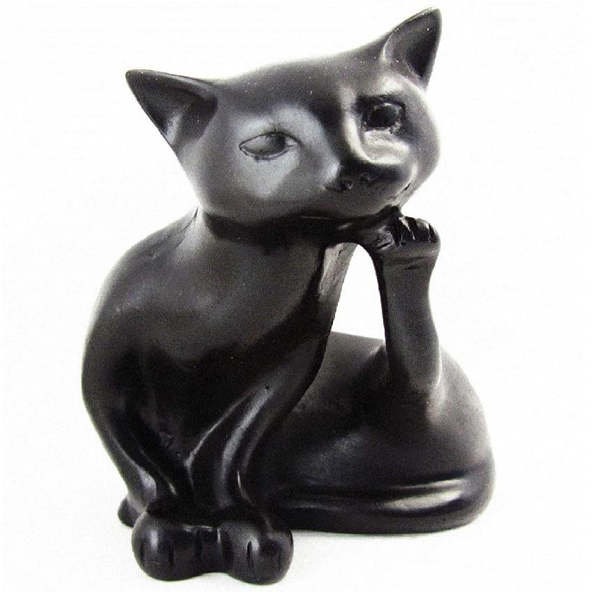 adorno de gato para casa