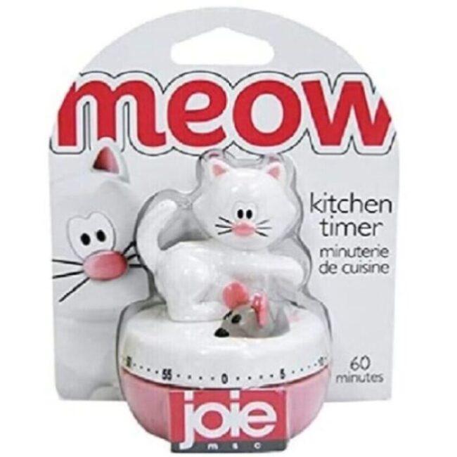 temporizador de cocina de gato online