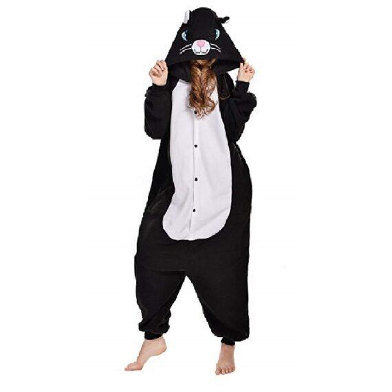 pijama de mujer de gatos