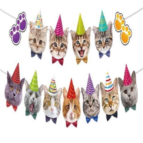 Cartel para gato, cartel para gato