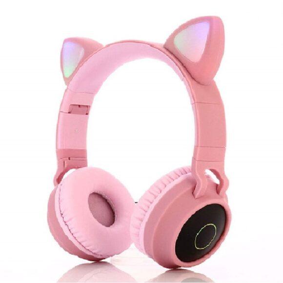 auriculares de gato de moda